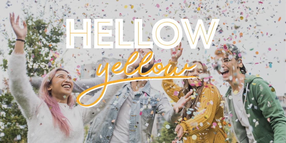 Hellow Yellow: Thomas More-studenten openen jaar met festival