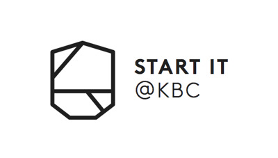 Start it @KBC espace presse Logo