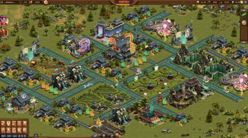 Neues Zeitalter in Forge of Empires: Die Virtual Future bricht an