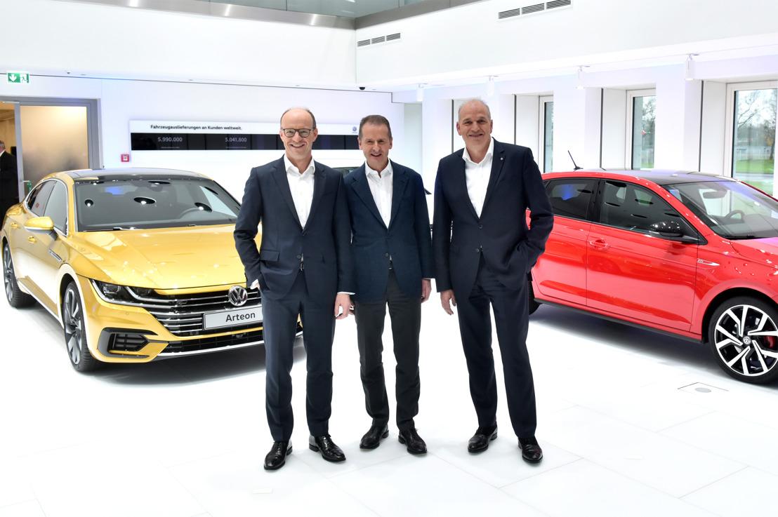 Volkswagen's strategic realignment is delivering