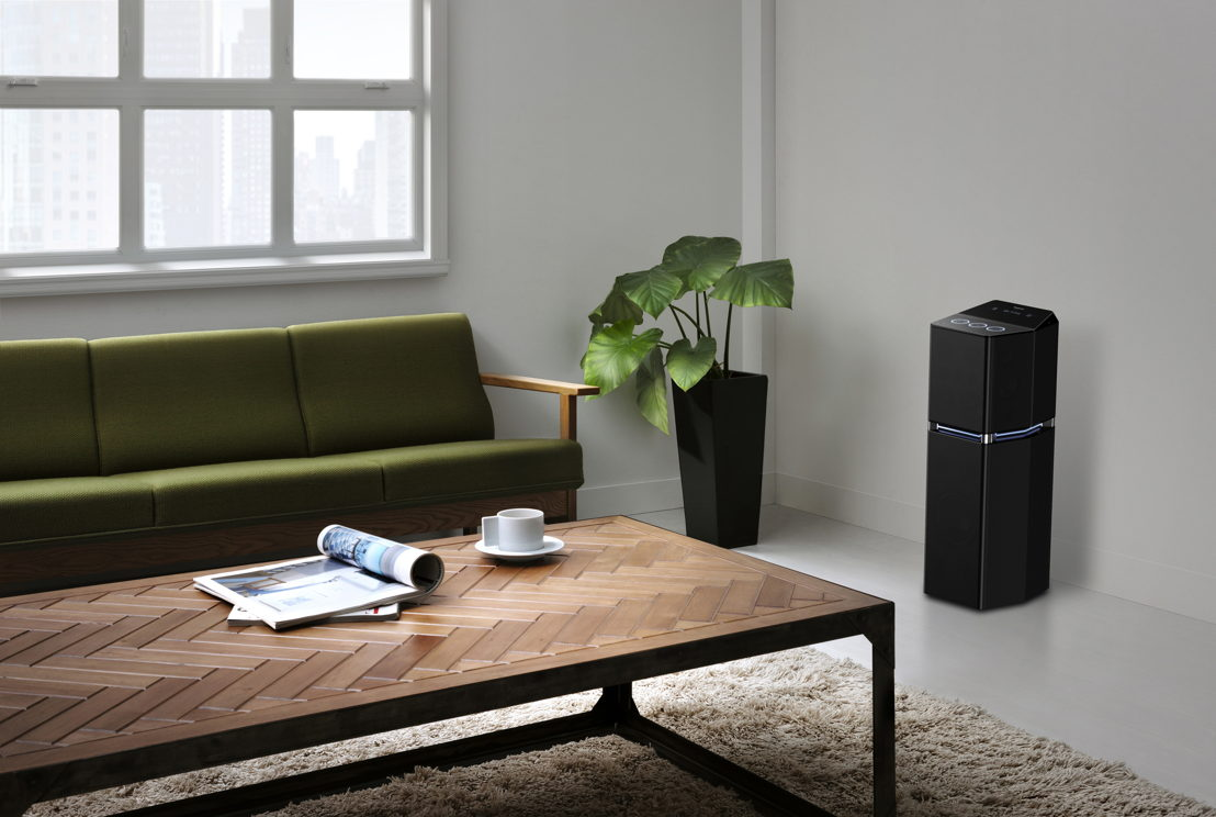 Panasonic Urban Audio SC-UA7 Estilo de Vida