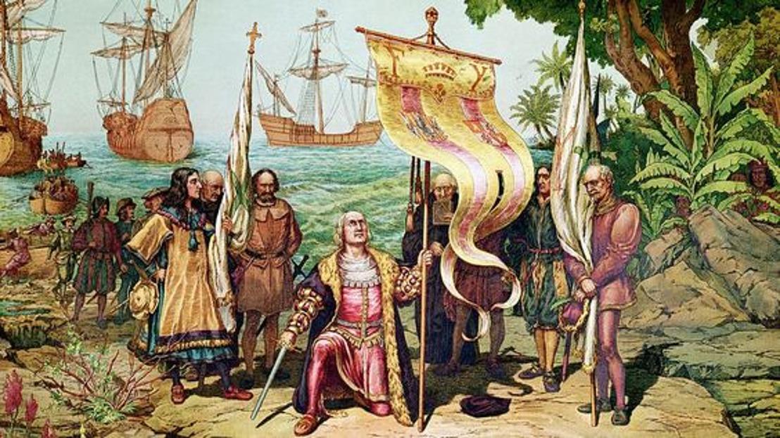Redescubre a Cristóbal Colón en libros, audiolibros y podcasts