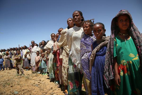 Preview: Médicos Sin Fronteras alerta de alarmantes niveles de desnutrición en áreas rurales del noroeste de Tigray, en Etiopía