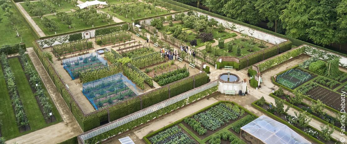 Dag van de Museumtuin van Gaasbeek op zondag 12 september