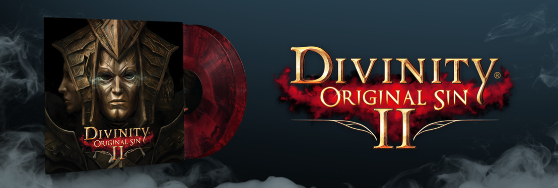 Divinity: Original Sin 2 vinyl soundtrack to release in cooperation with Black Screen Records. Available at PAX East and online.