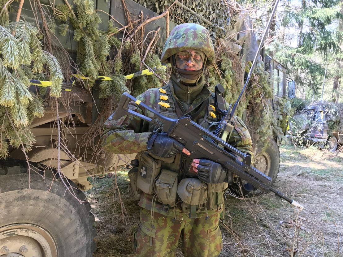 Soldier, NATO war games