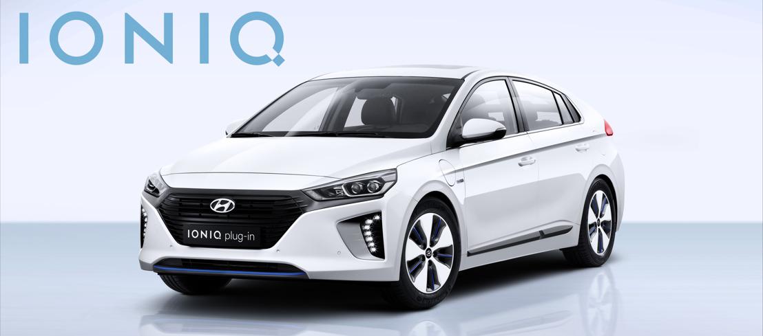 All-New Hyundai IONIQ plug-in hybrid in vendita da subito in Svizzera