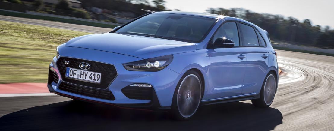 "Hyundai i30 N vince lo ""sport auto Award 2020"""