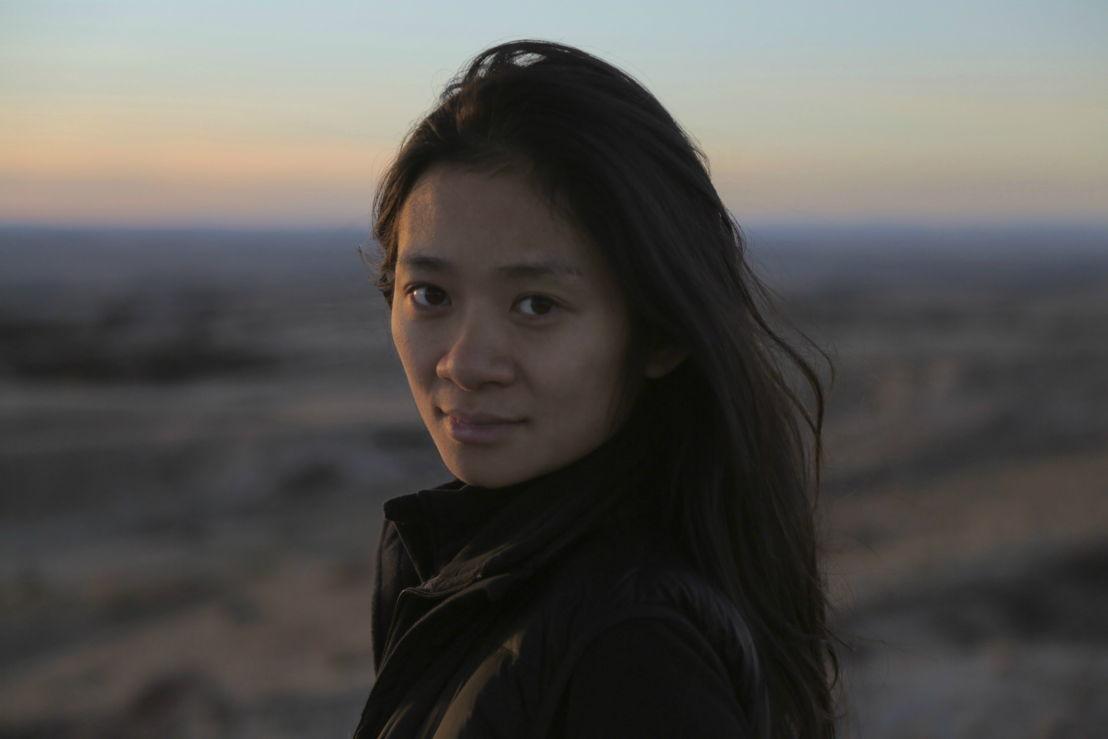 Chloé Zhao portrait