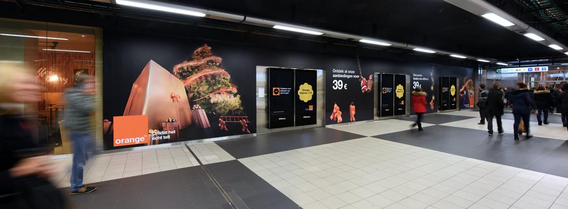 Orange passe à l'offensive avec une campagne de fin d'année au message inhabituel pour un opérateur télécom.