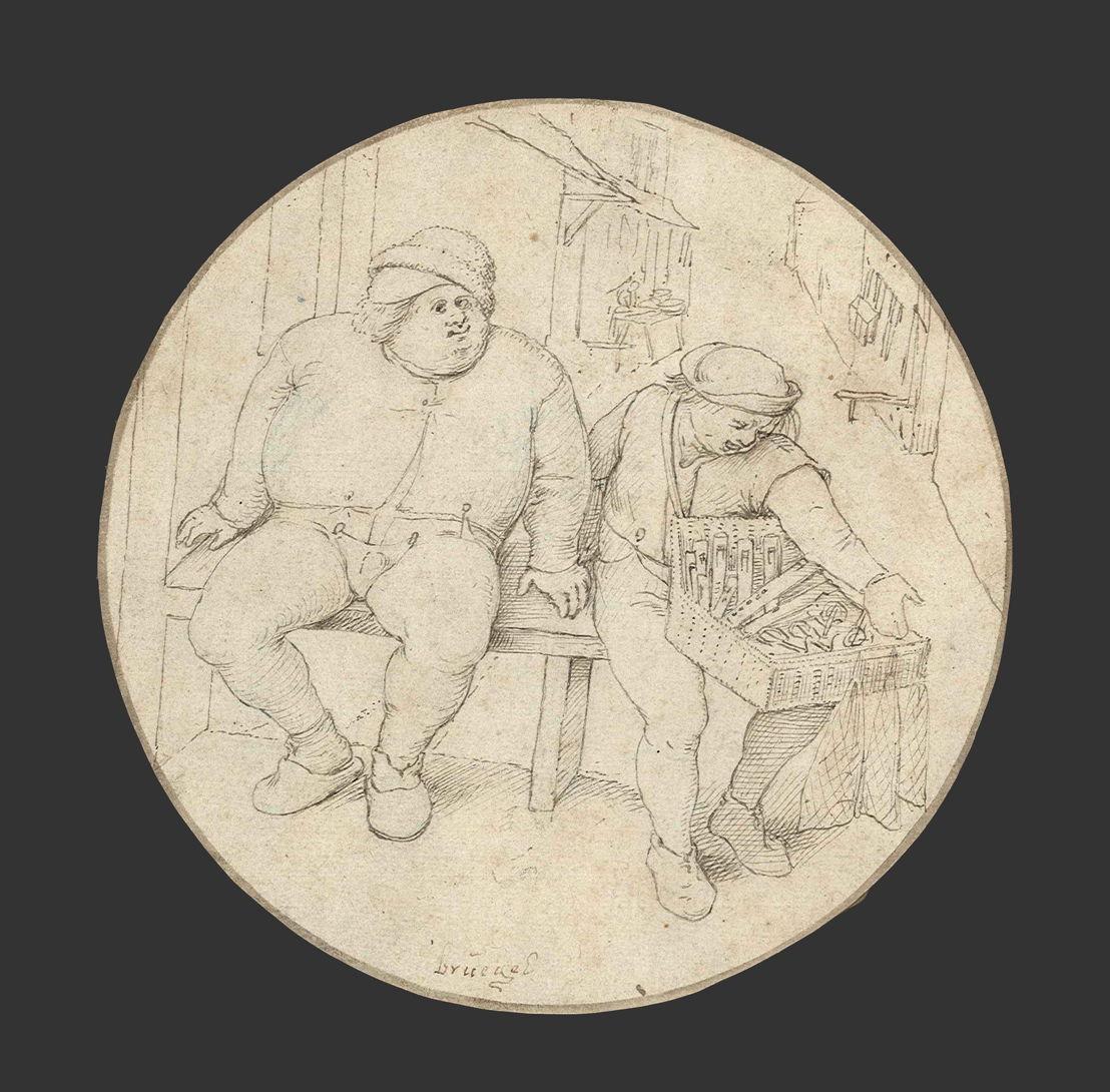 Tekeningen toegeschreven aan Pieter Brueghel de Jonge