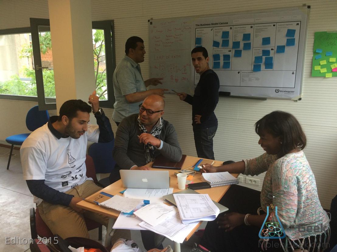 Lancering Molengeek 2.0: Technologiebedrijven helpen inwoners Molenbeek ondernemen