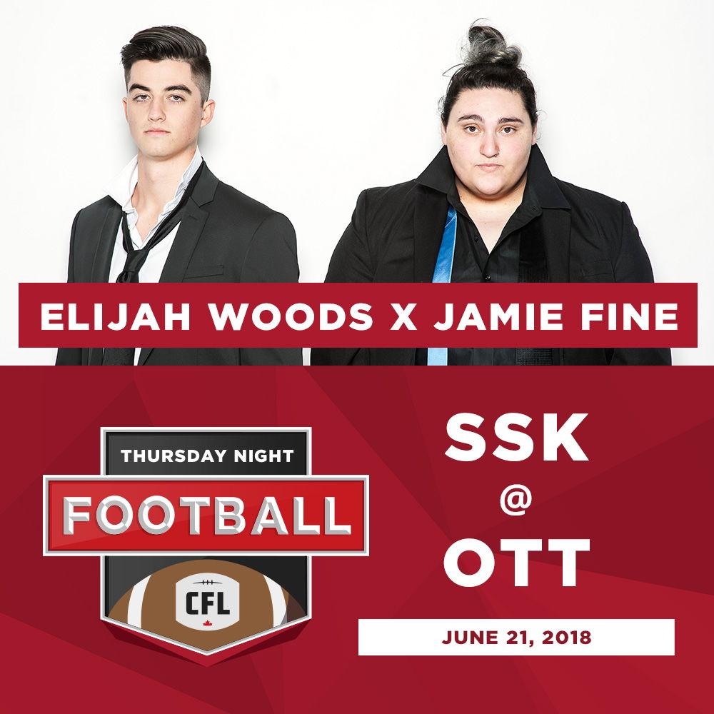 Elijah Woods x Jamie Fine | OTT | June 21