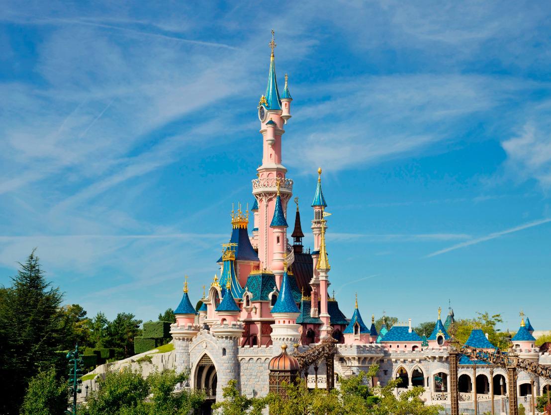 25 redenen om deze zomer naar Disneyland® Paris te gaan!