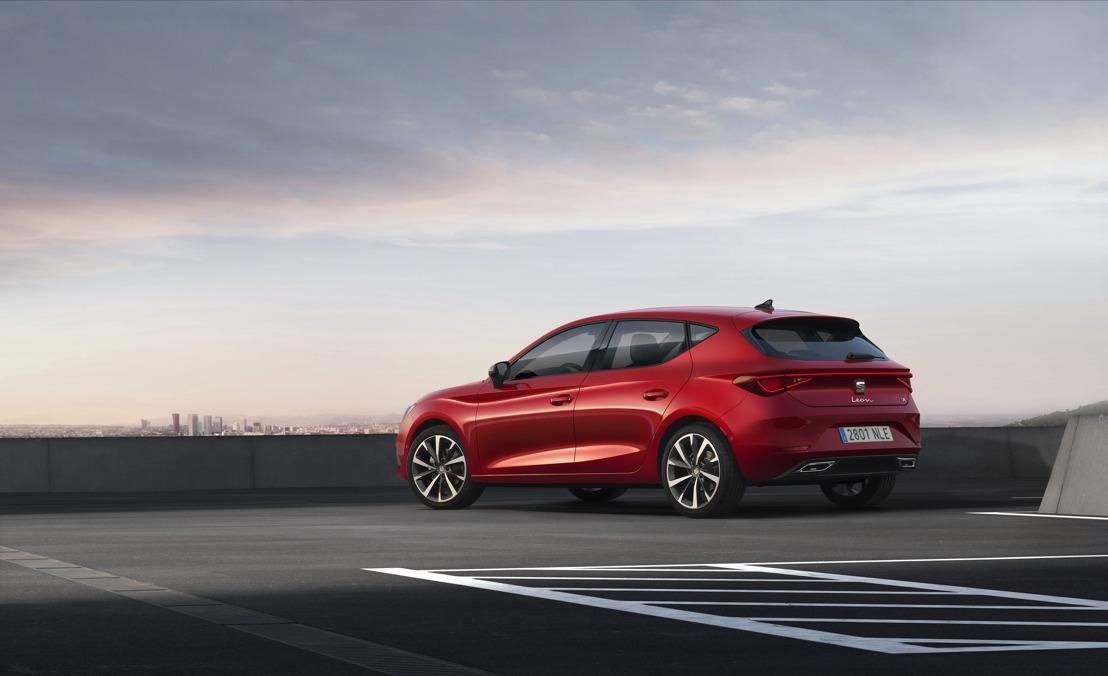 SEAT introduceert de volledig nieuwe SEAT Leon die een investering van meer dan 1,1 miljard euro vertegenwoordigt
