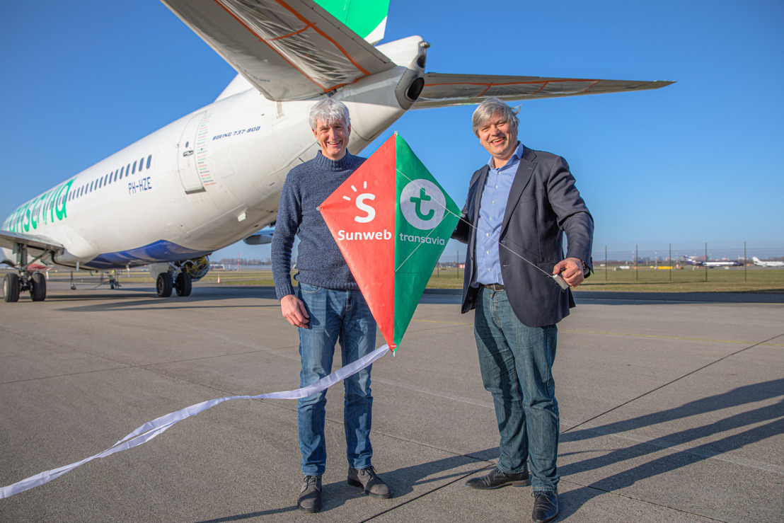 Sunweb Group en Transavia versterken samenwerking