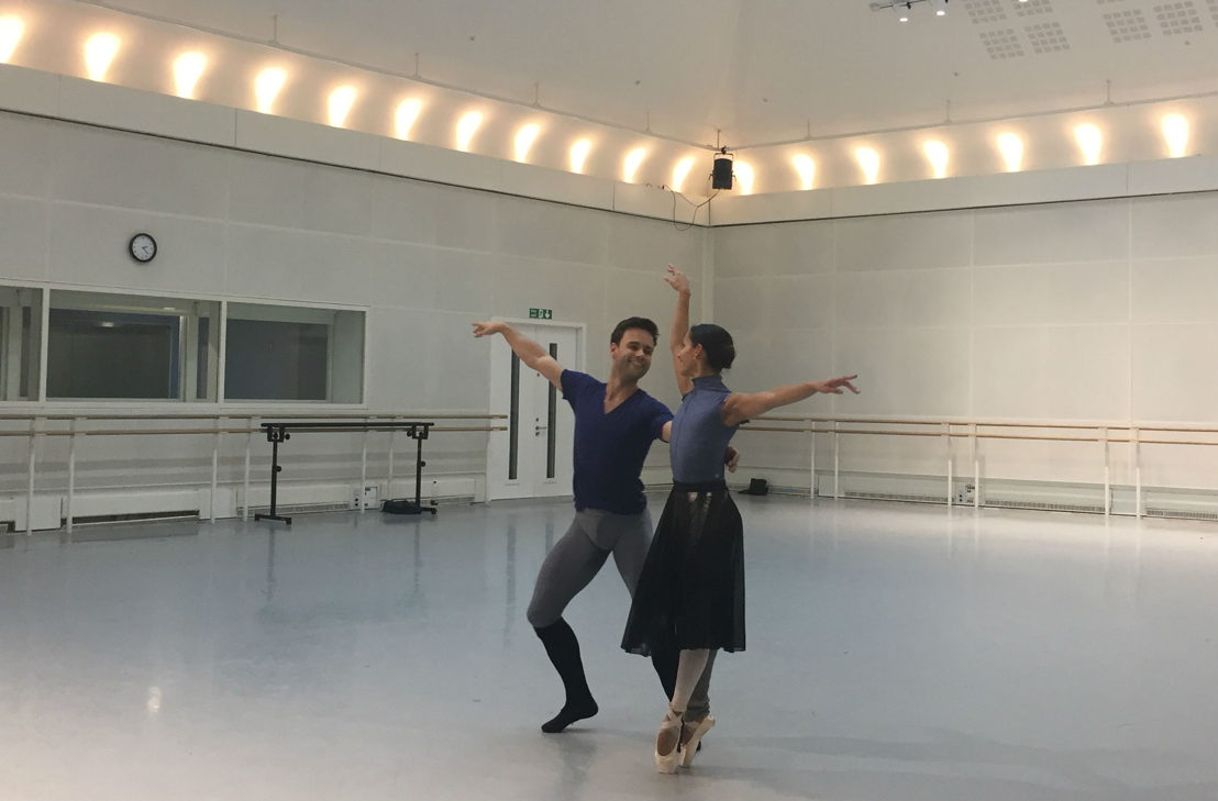 Alexander Campbell and Francesca Hayward