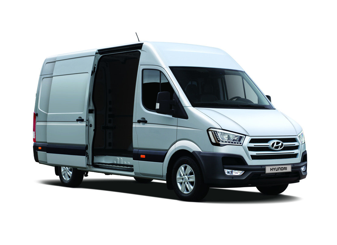 Press Kit Hyundai H350