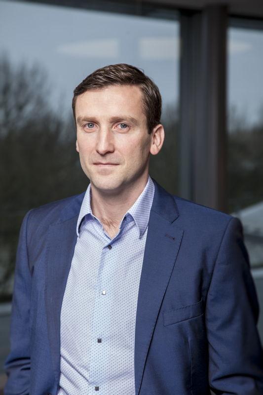 Stijn Degrieck, CEO Codit