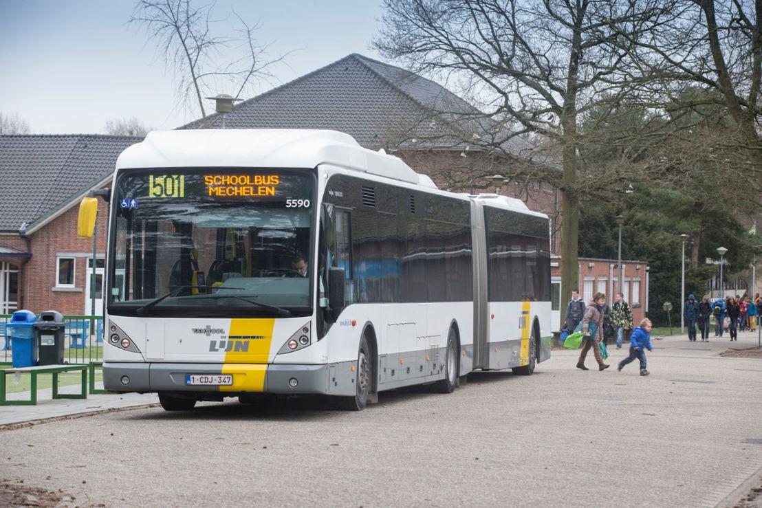 Van Hool AG 300. Foto: Stefaan Van Hul