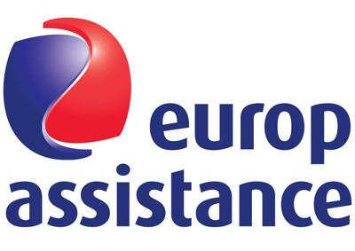 Europ Assistance espace presse Logo
