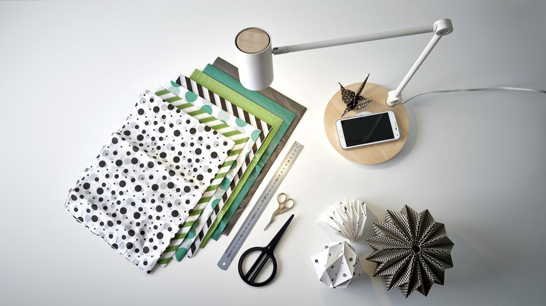 IKEA primé au iF DESIGN AWARD 2016 pour la lampe de bureau RIGGAD