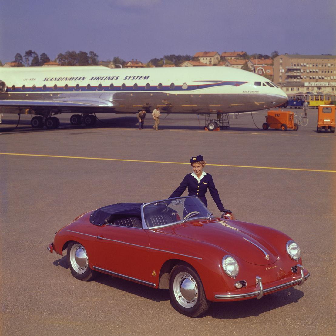 1958. 356 A Convertible D