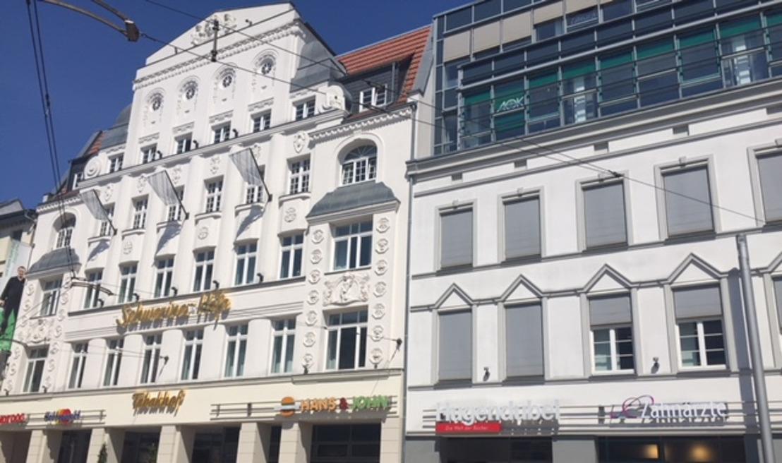 Hugendubel feiert Neueröffnung in den Schweriner Höfen