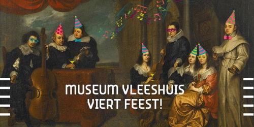Preview: Museum Vleeshuis viert opfrissing met feest op 8 april