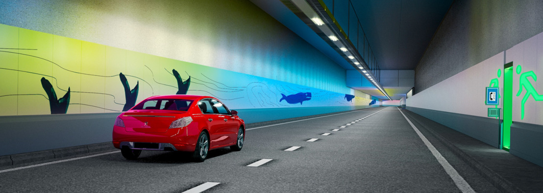 Circul 2020 rénovera le Tunnel Léopold II