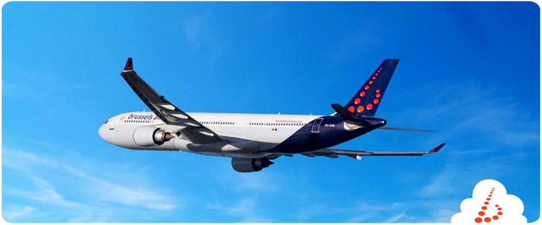 Brussels Airlines enregistre  un bénéfice record et crée des emplois supplémentaires