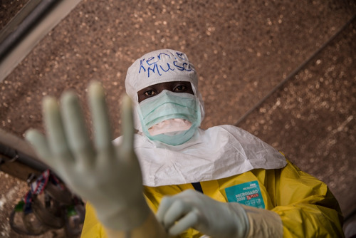 MSF SA Launches Ebola Outbreak Appeal