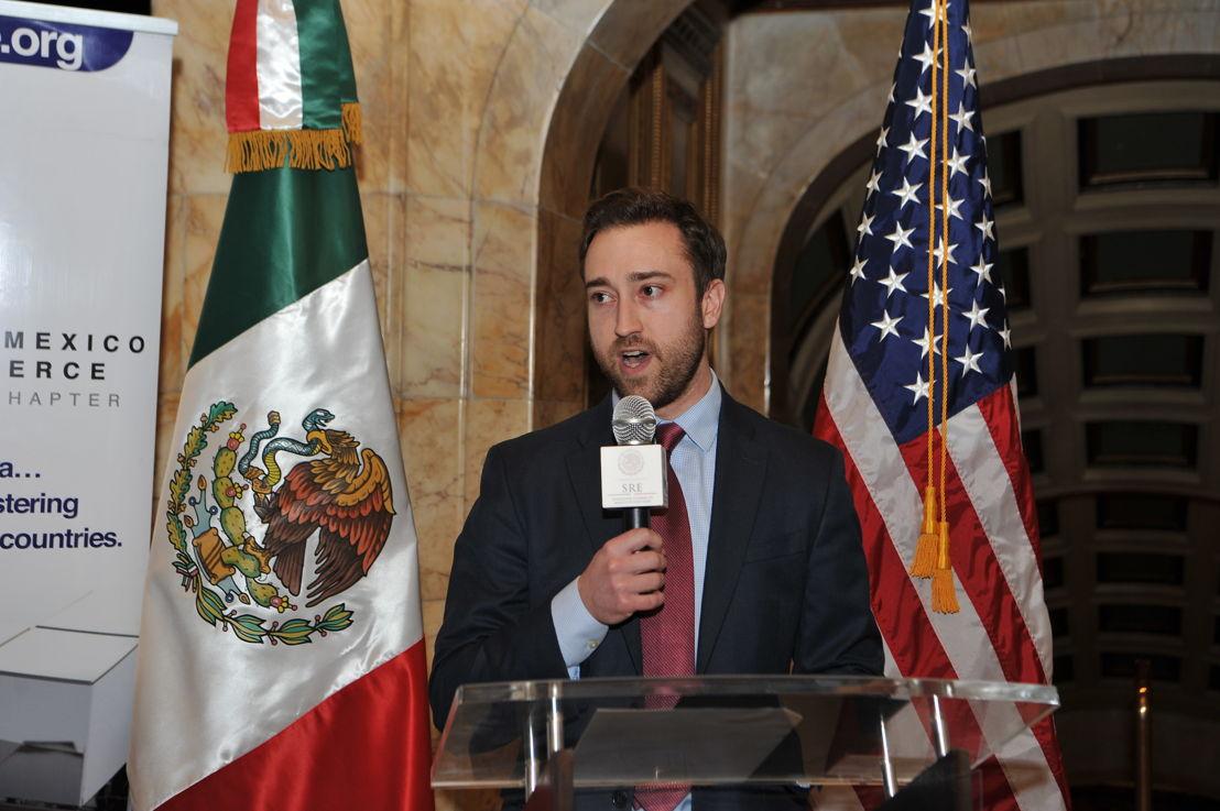 Daniel Kadishson,<br/>Director de Desarrollo Económico de la Oficina del Alcalde en Nueva York,