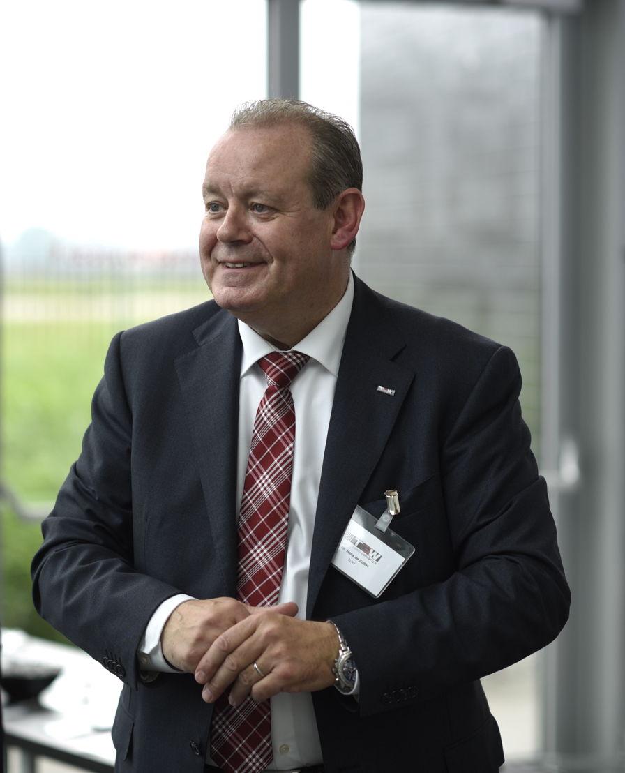 Hans De Sutter, Head of Sales TGW Benelux