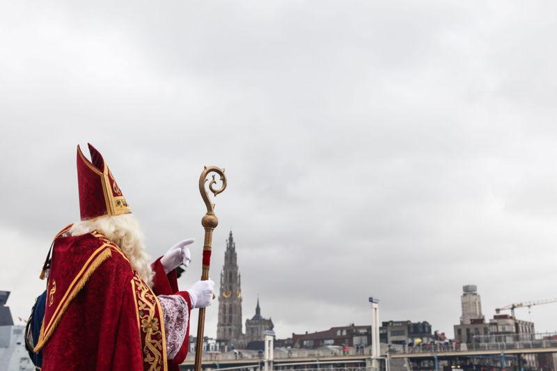 Intrede Sint 2015 - (c) VRT GVH