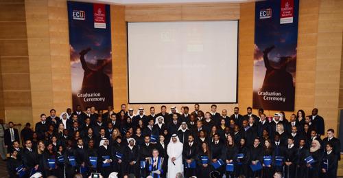 Emirates Group Security awards aviation security and ground handling diplomas