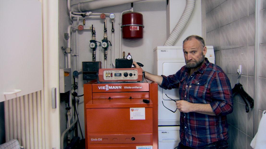 Verwarmingsketels- Voor hetzelfde geld (c) VRT