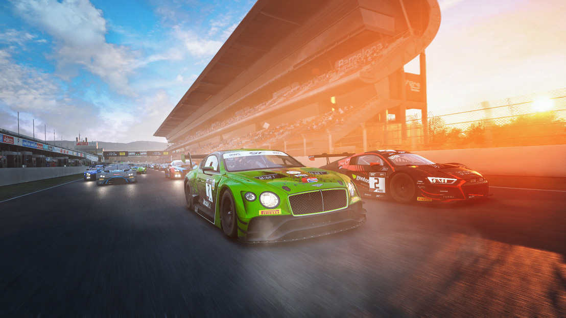 BENTLEY ENTERS SIM RACING CHAMPIONSHIP FOR THE FIRST TIME