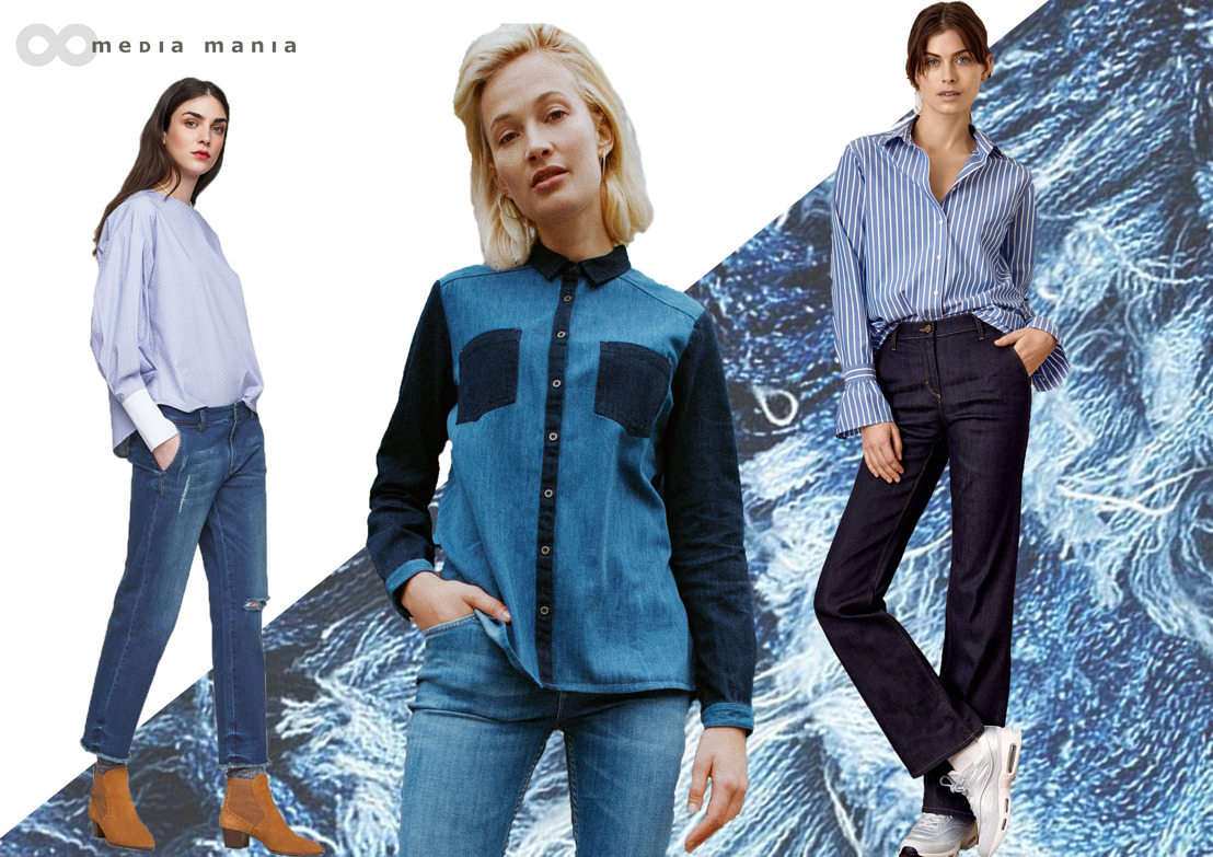 Key Denim Trends Women FW18: The Musthaves