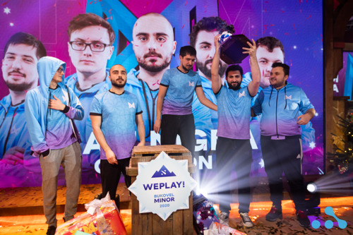Nigma — победители WePlay! Bukovel Minor 2020