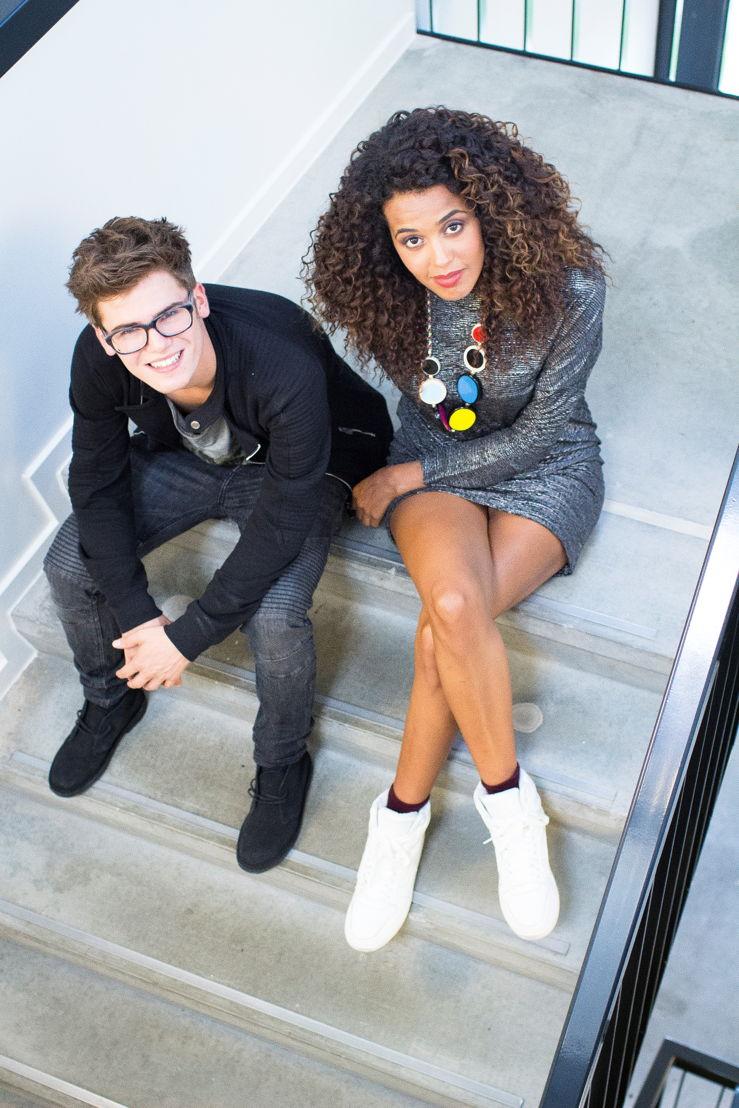 Ketnet Musical : Thomas Van Achteren en Tatyana Beloy - (c) VRT/Nathalie Dolman