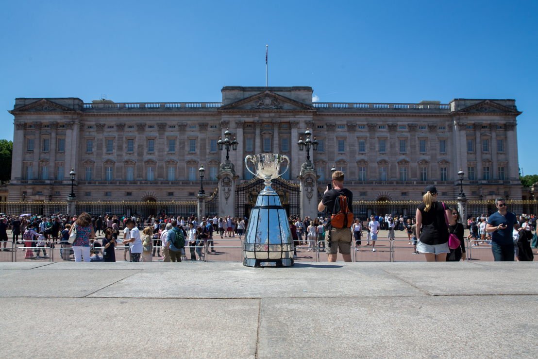 Palais de Buckingham. Photo Jim Ross/LCF.