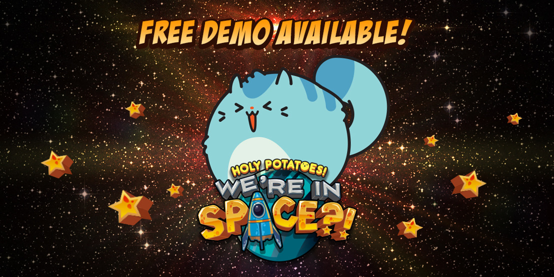 Holy Potatoes! We're in Space?! gets free demo