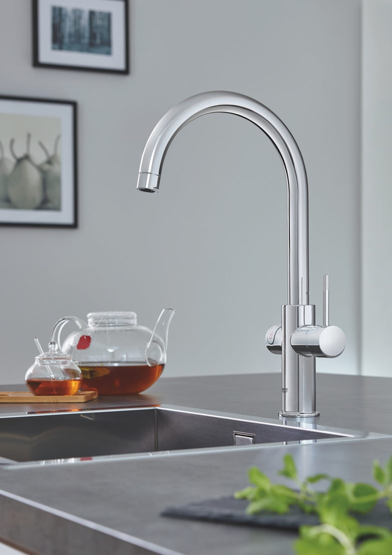 Grohe Red-kraan ©Grohe