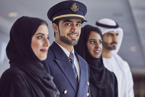 مجموعة الإمارات توفر فرصاً جديدة بمعرض الإمارات للوظائف 2019
