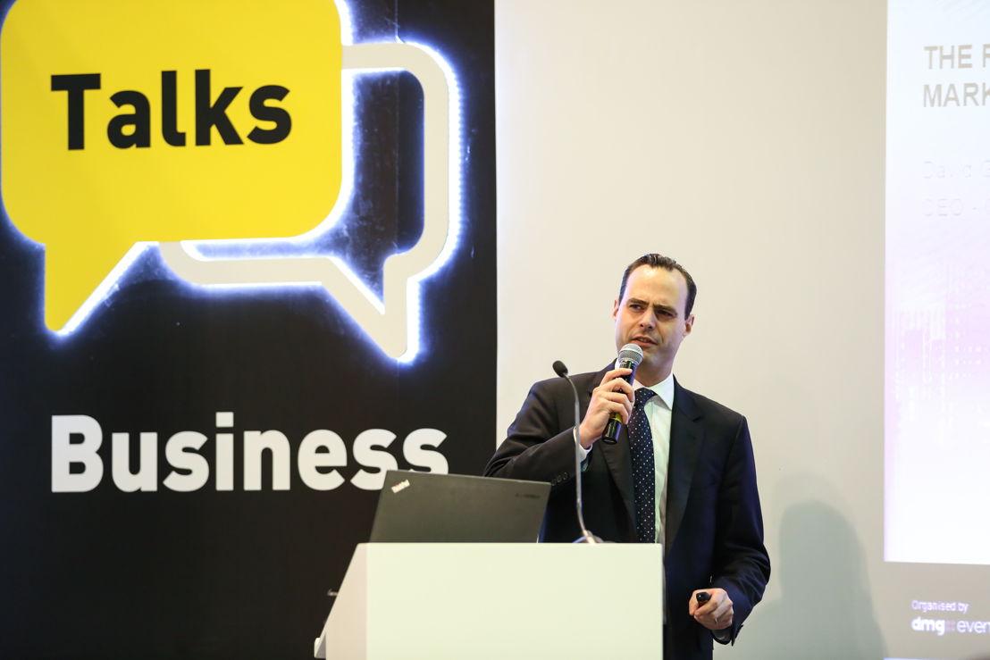 Business Talks at The Big 5 2017