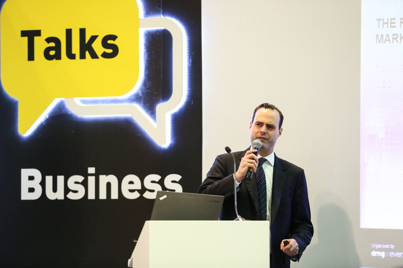 Business Talks at The Big 5 2017