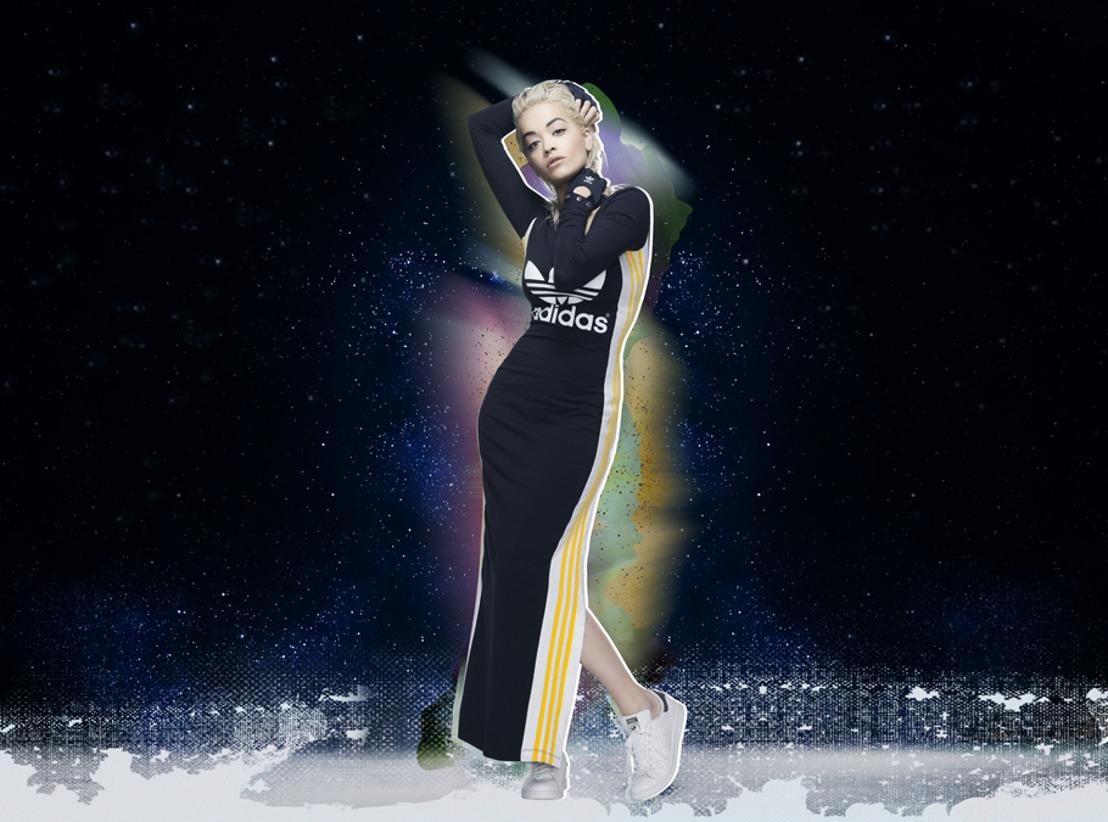 Rita Ora presenta Cosmic Confession pack para adidas Originals
