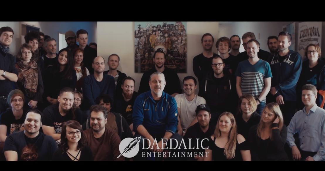 Season's greetings from Daedalic