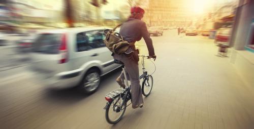 Analyse arbeidsongevallen met de fiets